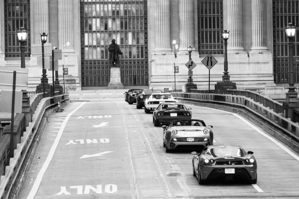 Tributo Ferrari Rally in New York