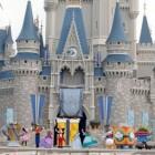 Walt-Disney-World Castle