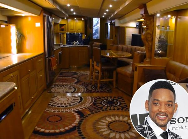Luxurious Interiors of the Trailer