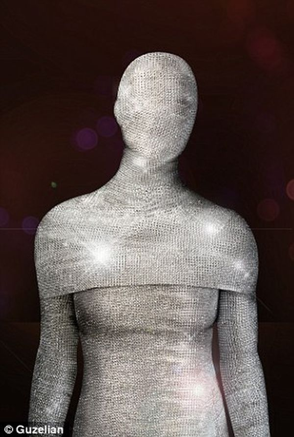 most expensive morphsuit