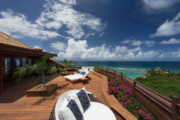 richard branson private necker island