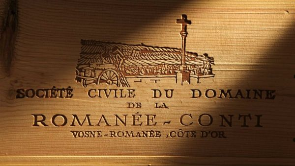 Case of the 1978 Romanee-Conti