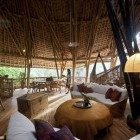 Luxury Home Made Almost Entirely from Bamboo