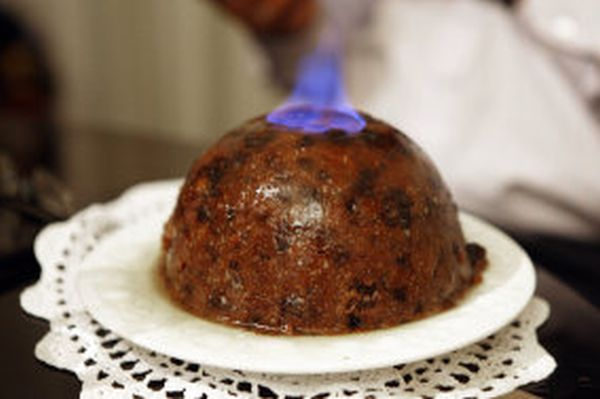 Most Expensive Christmas Pudding