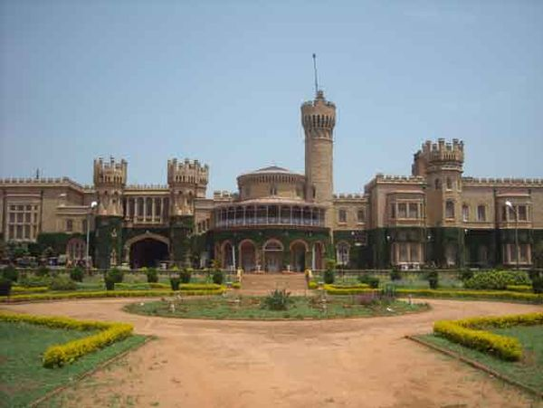 Palace Grounds, Bangalore