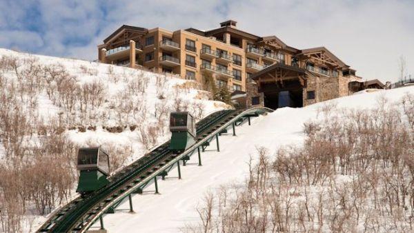 St-Regis-Deer-Valley Funicular