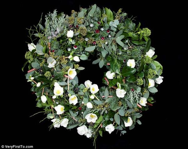 World's Most Expensive Wreath