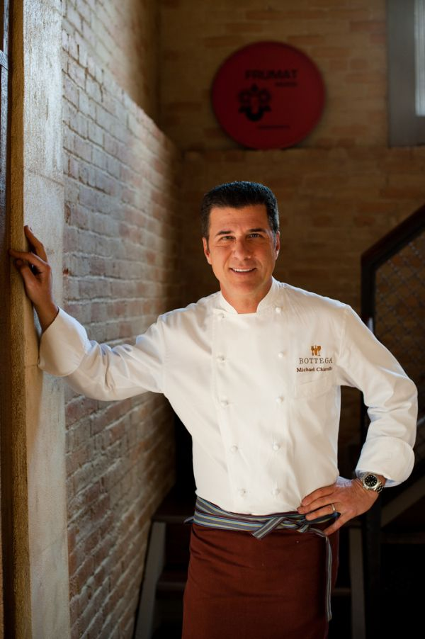 Celebrity Chef Michael-Chiarello of Bottega