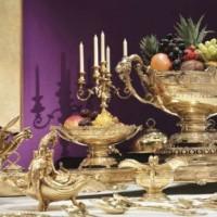 Maharaja Patiala's Most Expensive Banquet Service