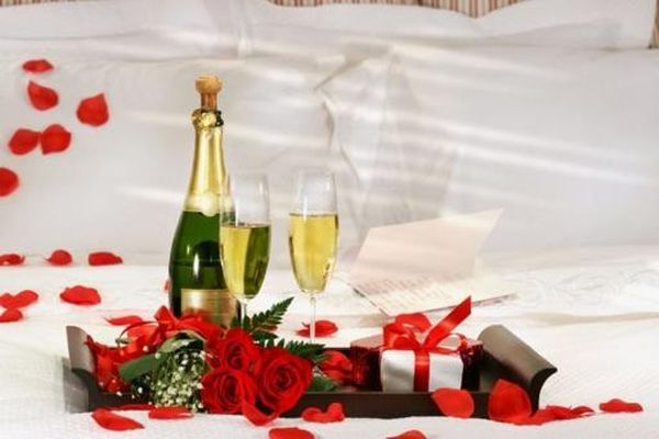 The $500,000 Valentine's Day Package