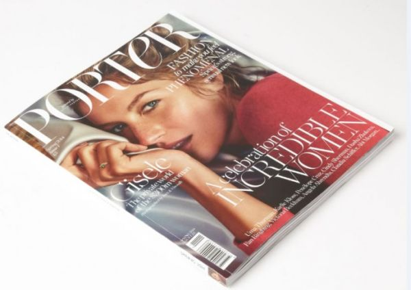 The Launch Issue of PORTER