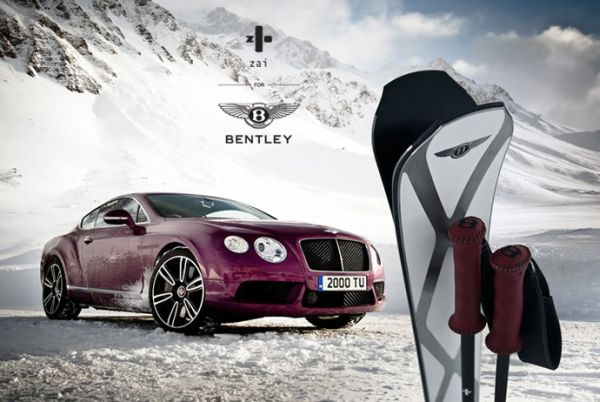 Zai For Bentley Skis