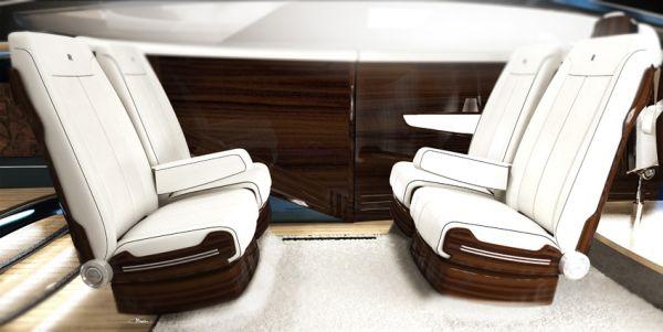 Seats Like a Luxury Car