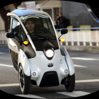 i-ROAD, the New Urban Mobility Solution Concept by Toyota