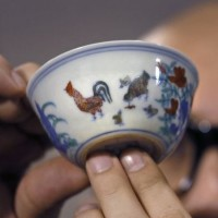15th Century Chicken Cup Sold for $36 Million