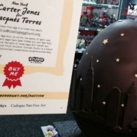 Chocolate Egg by Jacques Torres