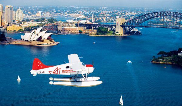 Sydney-Seaplane