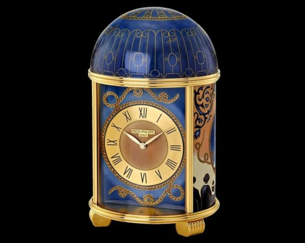 Titanic Dome Clock by Patek Philippe