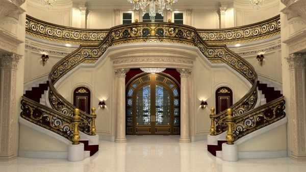 $2 Million Staircase