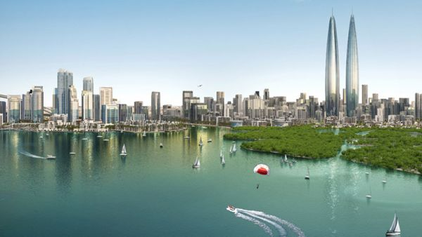 Dubai Creek Harbour Development