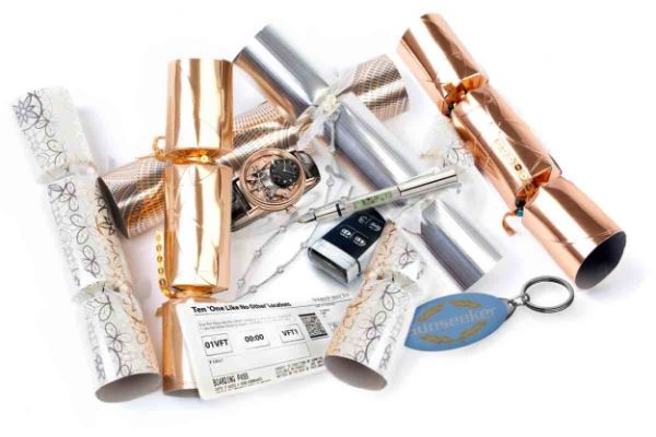 Most expensive Christmas Crackers