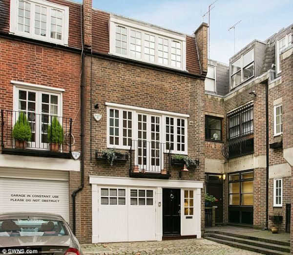 The Most Expensive One Bedroom Home in Britain