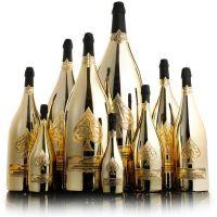 World's Largest Champagne Bottle