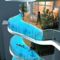 A Pool in Every Balcony in Bandra Ohm, Mumbai