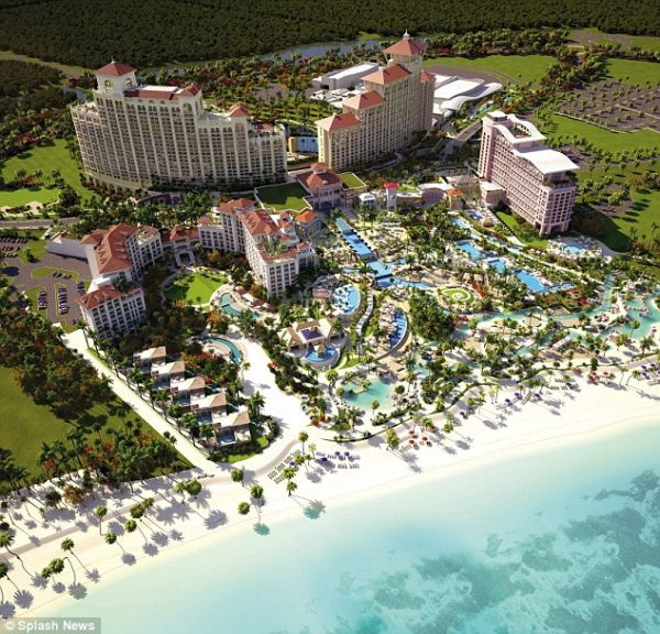 Baha Mar Mega Resort