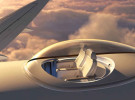 Luxury Aircraft skydeck: Now Flying on Airplane Top Possible