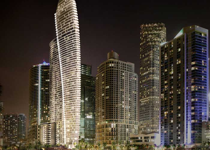 Aston Martin Reveals Its Luxury Miami Highrise