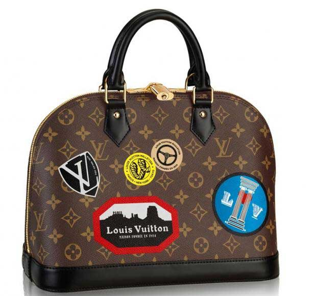 Louis Vuitton New World Collection Takes You on A Grand Tour