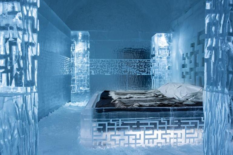 Inside Sweden's Luxurious 365 Day Icehotel