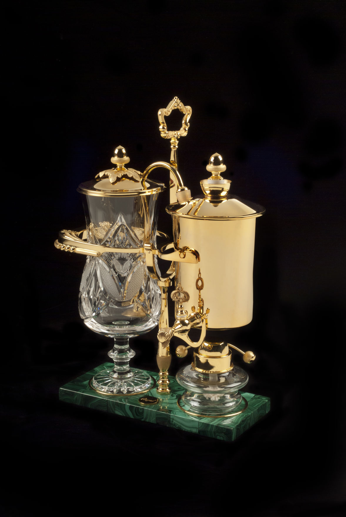 Royal Paris Limited Edition Royal Coffee Maker Costs $18,000