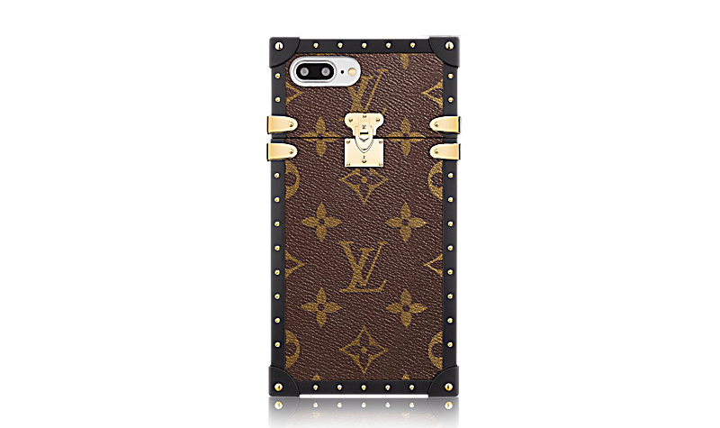 Louis Vuitton Eye Trunk iPhone Case Costs $5,500