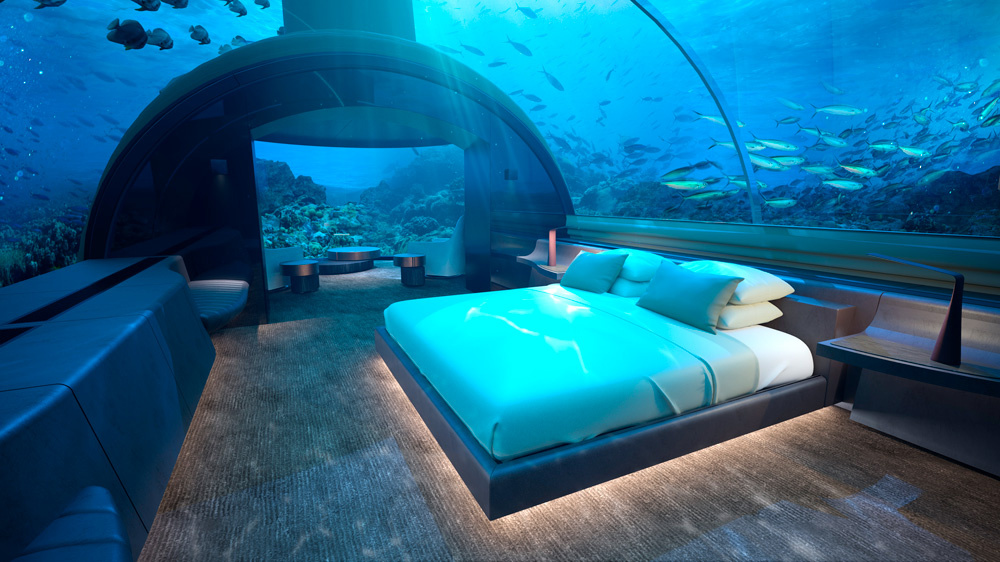 The World's First Undersea Residence