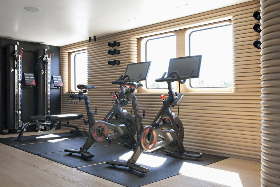 Exploring The Yacht Gym: A Practical Guide To Onboard Gyms