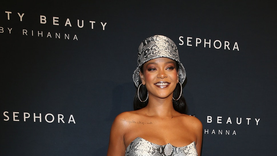 Rihanna To Launch her own fashion label with LVMH