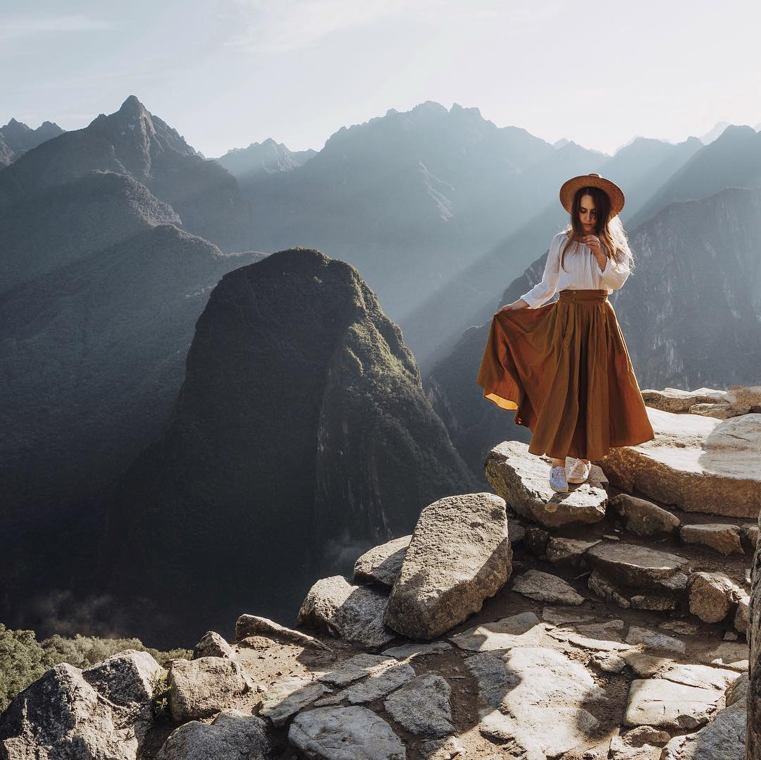11 Female Travel Influencers from Instagram to Kick You Insta Travel